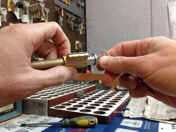 Lock Re-keying Services