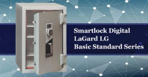 Smartlock Digital LaGard LG Basic Standard Series