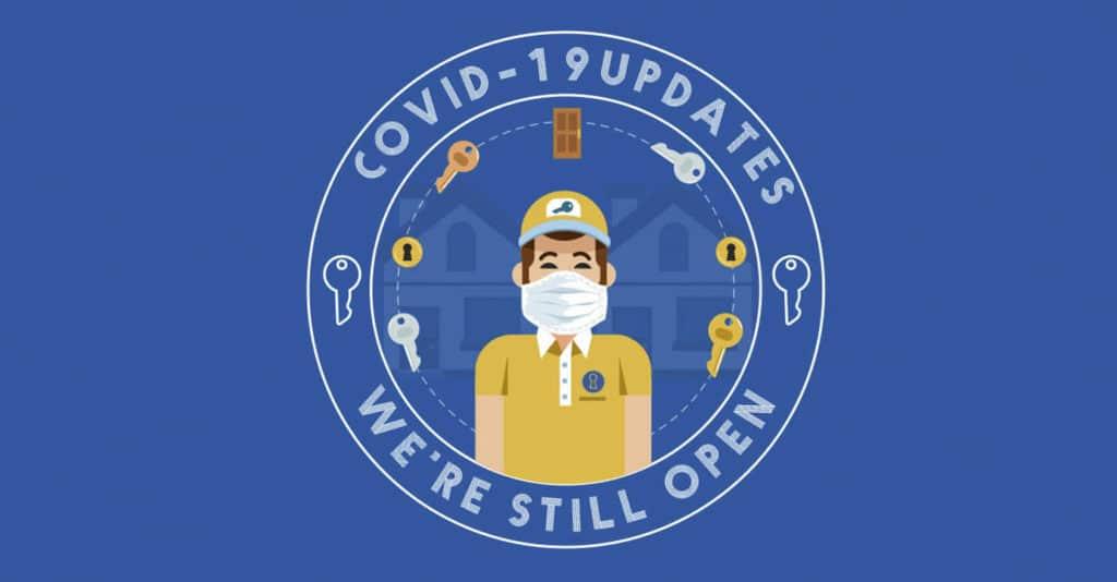 safeguard locksmiths covid 19 update