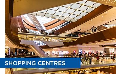 shopping centre clients