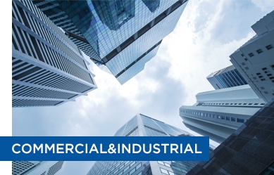 commercial and industrial clients