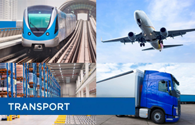 clients from the transportation industry