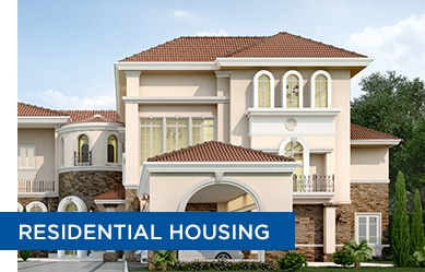 clients from the residential housing industry